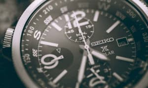 how long do seiko solar watches last