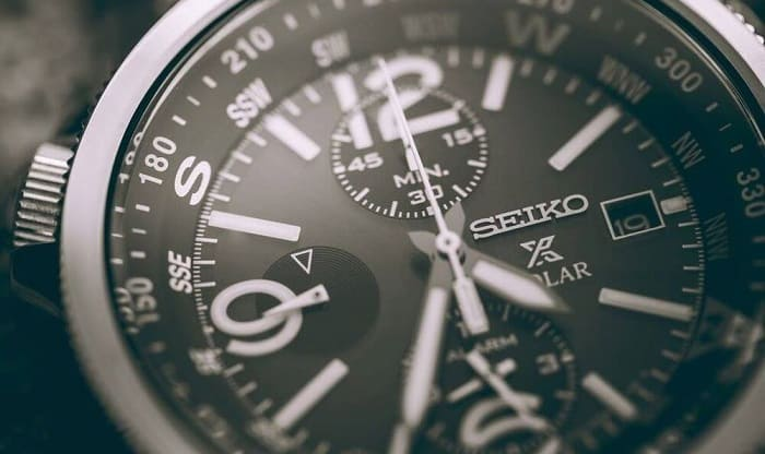 how long do seiko solar watches last