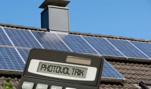 how to measure solar panel output