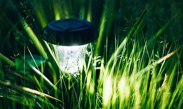 best solar lights for shade