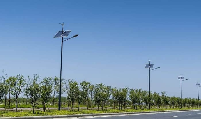 best solar street lights