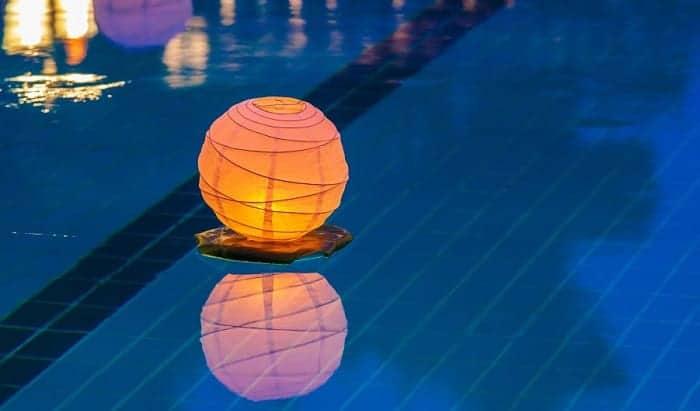 best solar powered pool-lights