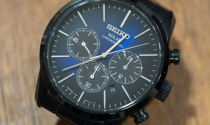 how to reset seiko solar watch