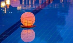 best floating pool lights