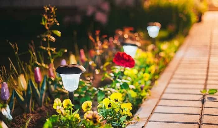 Will-solar-lights-charge-in-the-shade