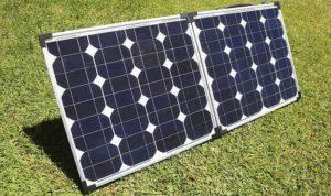 best foldable solar panels