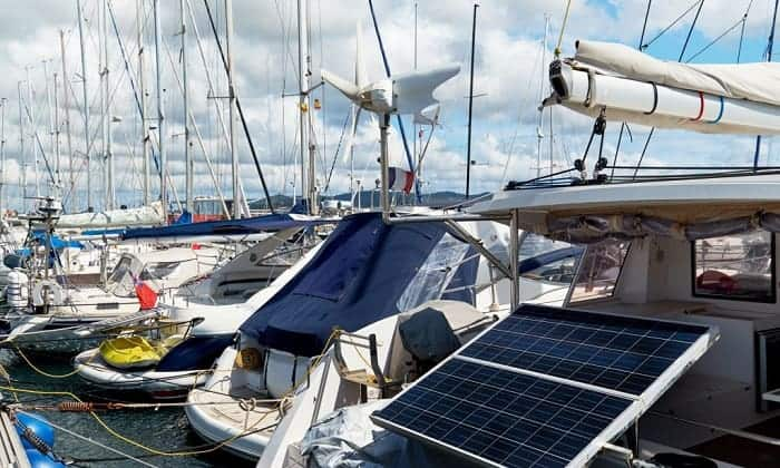best-solar-panels-for-boats