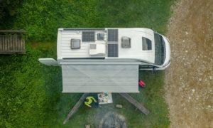 best solar panels for van
