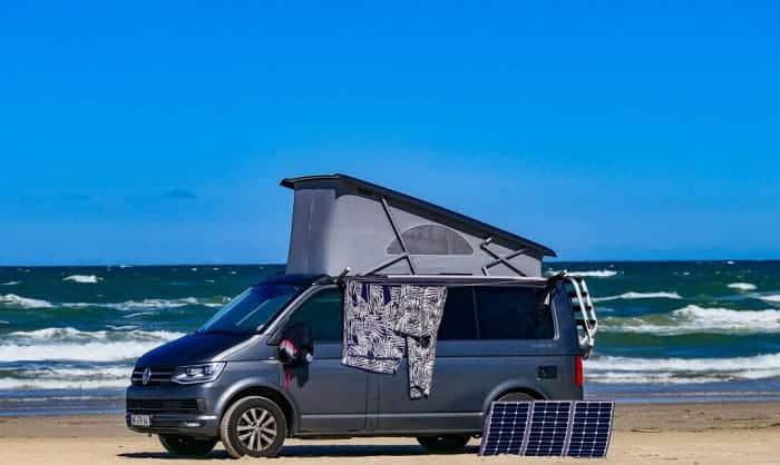 van-solar-panels