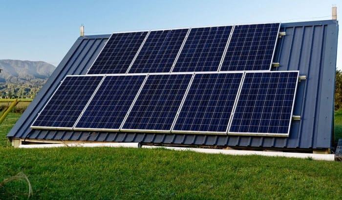 best off grid solar system