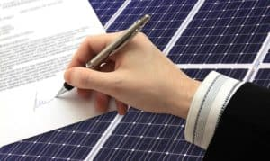 how to get out of a solar lease