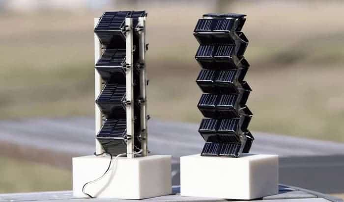 how to build 3d solar panels