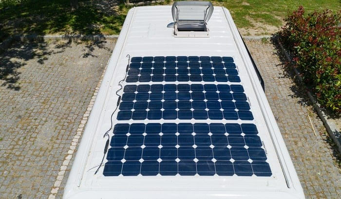 what can a 300 watt solar panel run