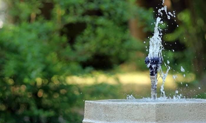 best solar powered water pump