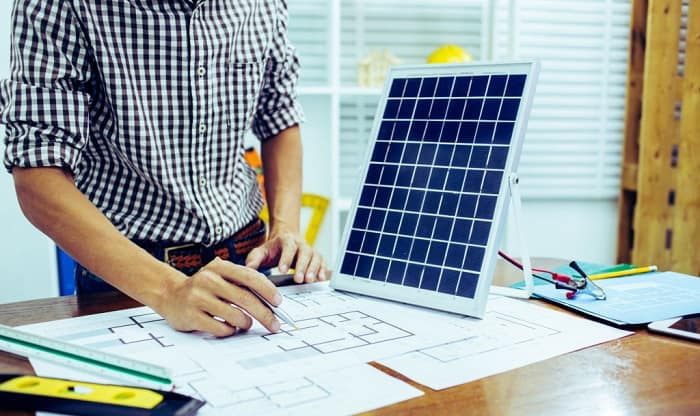 how to build an off grid solar system