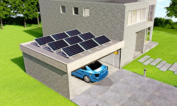 solar-panel-to-charge-car-battery