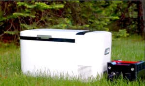 best solar refrigerator