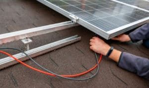 what size cable for 12v solar panel
